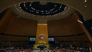 اجتماع الجمعية العامة للأمم المتحدة في العام 2019 في نيويورك