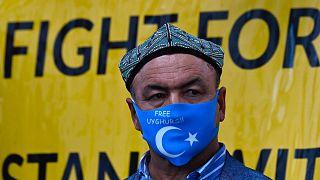 Uygur Türklerine destek eylemleri