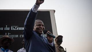 CAR President Faustin-Archange Touadera begins second term amid turmoil