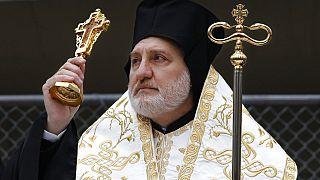 Archbishop Elpidophoros, Greek Orthodox Archdiocese of America