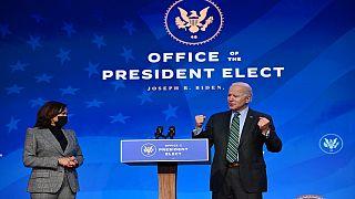 Investiture à l'américaine pour Joe Biden