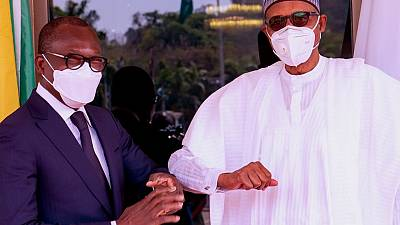 Nigeria-Benin: Buhari receives Talon, promises to continue working with neighbours