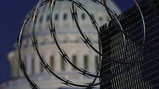 El FBI deja fuera del dispositivo de Washington a 12 militares por motivos de seguridad