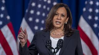 Kamala Haris breaking political barriers
