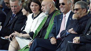 Schmitt Pál és Joe Biden Olaszország megalakulásának 150. évfordulóján