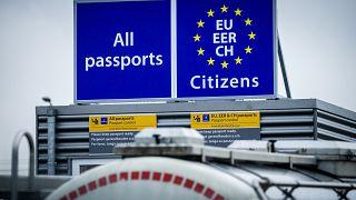 مراقبة الحدود داخل الاتحاد الأوروبي