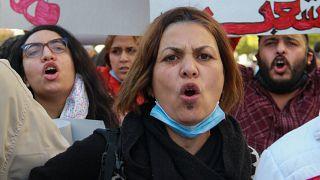 Tunisie : la rue grogne contre le pouvoir