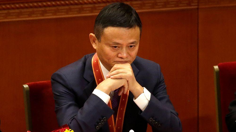 Kayıp olduğu iddia edilen Çinli iş adamı Jack Ma aylar sonra ilk kez göründü
