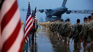 نیروهای ارتش آمریکا