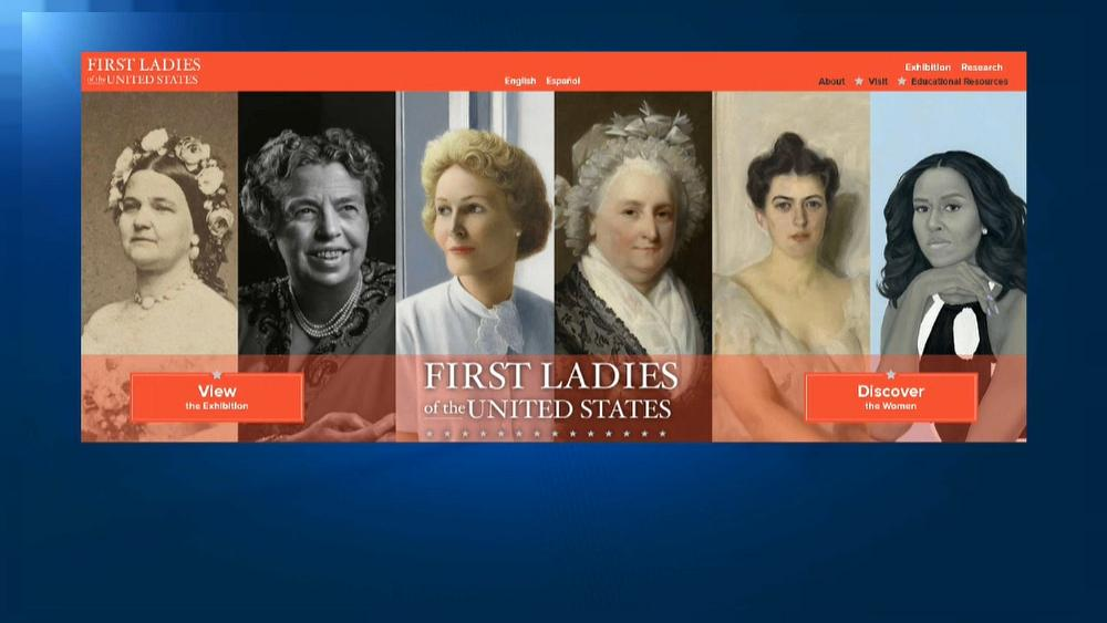 De Martha Washington à Jill Biden... Les First Ladies dans l'Histoire américaine
