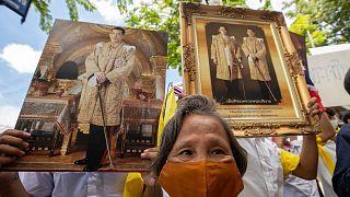 سلطنتطلبان تایلند