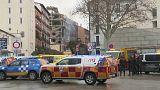 Madrid: esplode palazzo in centro, morti e feriti; forse una fuga di gas