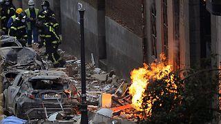 Έκρηξη στη Μαδρίτη