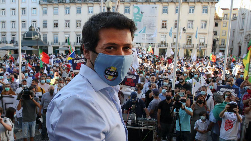 Présidentielle au Portugal : l'extrême-droite fera-t-elle une percée ?