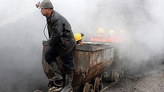 Çin'de maden kazası (arşiv)