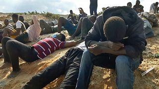 Le naufrage d'une embarcation a coûté la vie à 43 migrants