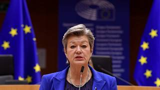 Commissioner Ylva Johansson demanded changes to Frontex's reporting system.