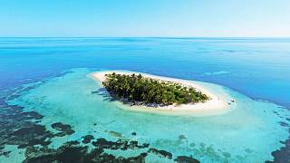 Alphonse Island is one of the more remote islands in the Seychelles.