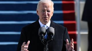 "US: Joe Biden sworn in, says ""democracy has prevailed"""