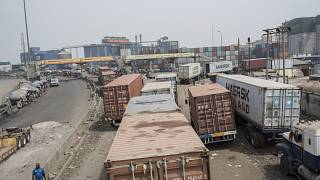 Congestion stalls operations at Nigeria's busiest ports