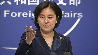 Çin Dışişleri Sözcüsü Hua Chunying