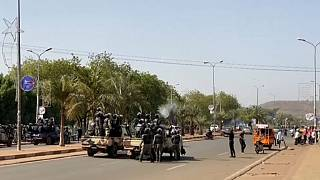 Malian security forces tear gas anti-French military protesters