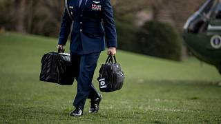 الحقيبة النووية