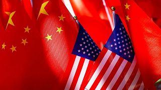 تنش ادامه دار میان چین و آمریکا