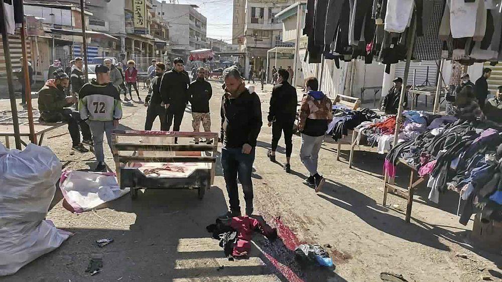 Irak : un double attentat suicide ensanglante Bagdad