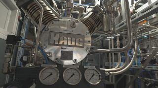 Европа ставит на чистый водород