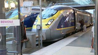 L'État français à l'aide d'Eurostar : négociations en cours entre Paris et Londres