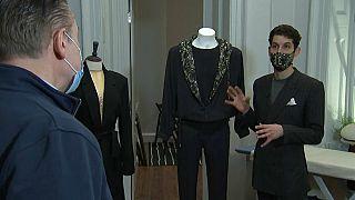 مصمم الأزياء فيدرو غوادينزي