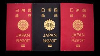 Japonya pasaportu dünyanın en güçlü pasaportları arasında yer alıyor.