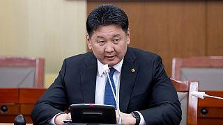 Moğolistan Başbakanı Khurelsukh Ukhnaa