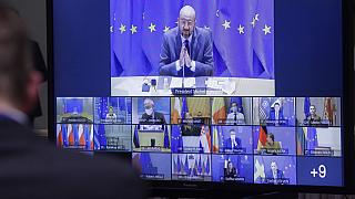 Líderes da UE debatem impacto das novas variantes do SARS-CoV-2