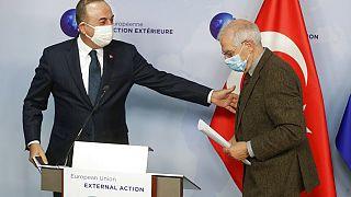 Türkei will besseres Verhältnis zur EU (dank Biden)