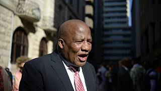 South African Minister Jackson Mthembu Dies at 62 from COVID-19