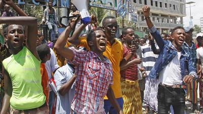 Somalia: Protests in Mogadishu district following the killing of top commissioner