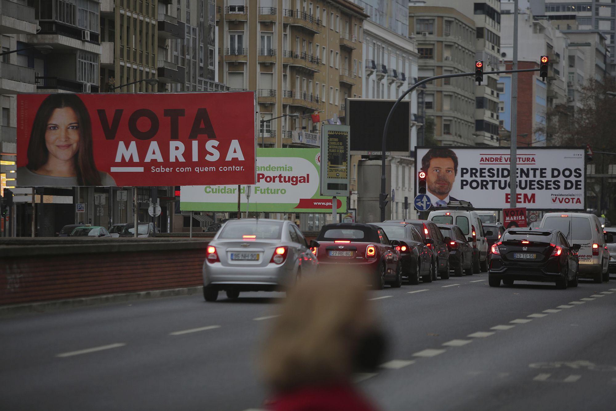 Portugal elige el domingo a su presidente en un contexto de crisis sanitaria y social | Euronews