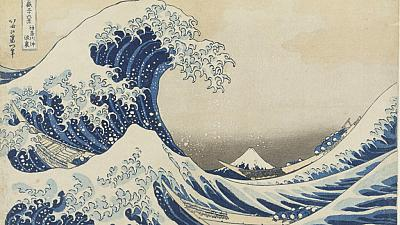 """Experience the traditional Japanese art """"Ukiyo-e"""" from your home"""