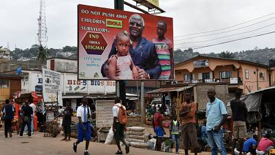 Sierra Leone re-imposes lockdown on Freetown as COVID cases spike
