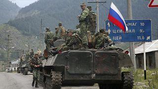 اوستیای جنوبی در جنگ سال ۲۰۰۸