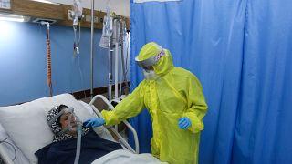 مستشفى الشيخ راغب حرب المدعوم من الهلال الأحمر الإيراني، النبطية جنوب لبنان