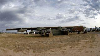 """Боинг Б-52 """"Стратофортресс"""" снят с вооружения ВВС США в соответствии с договором СНВ-1"""