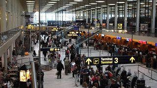 مطار كوبنهاغن أرشيف سنة 2009