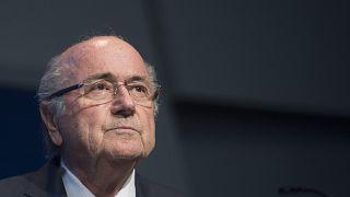 Sepp Blatter im Jahr 2015