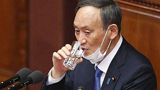 Japonya Başbakanı Yoshihide Suga