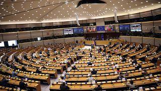 جلسة عامة في البرلمان الأوروبي / بروكسل- 16 سبتمبر 2020
