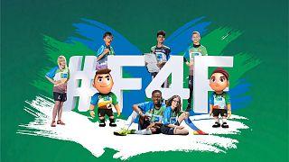 Football for Friendship –Online-Fußball ohne Grenzen
