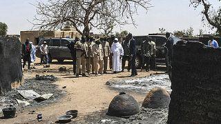 هجوم في مالي- أرشيف